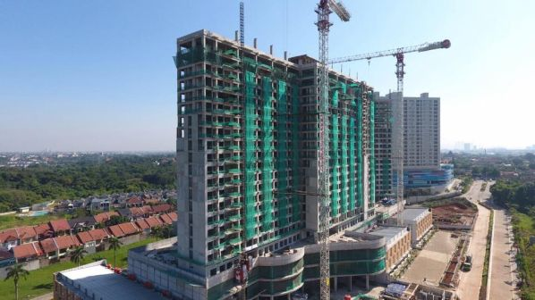 Mixed Use Cinere Terrace Suites 14 cts14