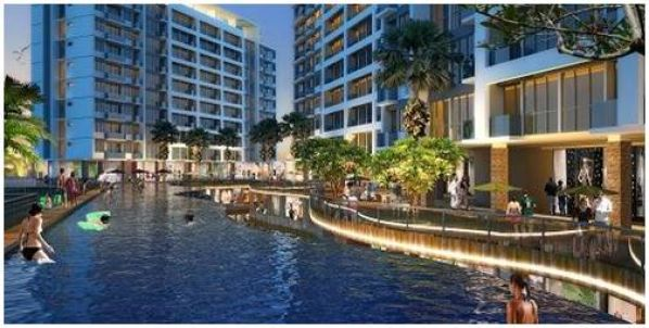 Mixed Use Cinere Terrace Suites 2 cts2