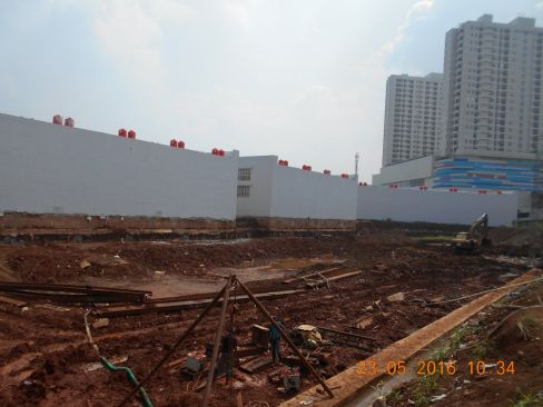 Mixed Use Cinere Terrace Suites 8 cts8