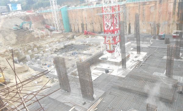 On Going Project Permata Hijau Suites 3 phs2