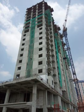 On Going Project TThamrin Disctric Apartment – Bekasi 11 tda9
